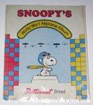 Snoopy's World War I Plane Album