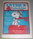 Antiques & Collectables 'The Red Baron' Article