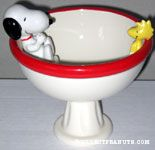 Peanuts & Snoopy Serving Dishes