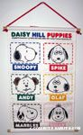 Daisy Hill Puppies portraits Shoe Organizer