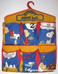 Charlie Brown & Snoopy midnight snack Shoe Organizer