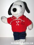 Snoopy Sailing Outfit