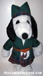 Snoopy Scottish Highlander Outfit