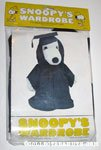 Cap & Gown Graduate Snoopy Outfit