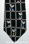 Joe Cool grid Necktie
