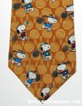 Snoopy playing Tennis Necktie