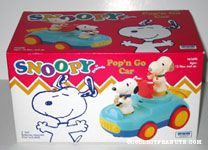 Peanuts & Snoopy Irwin Cars & Vehicles