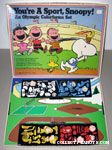 You're a Sport, Snoopy An Olympic Colorforms Set