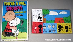 You're a Pal, Snoopy Colorforms Set