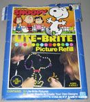 Snoopy Lite-Brite Picture Refill Pack