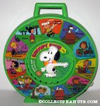 Snoopy Says See 'n Say