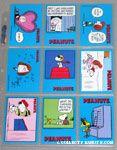Peanuts Classics Series 1, 91-99 Trading Cards