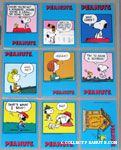 Peanuts Classics Series 1, 172-180 Trading Cards