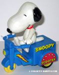 Snoopy Scooter