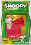 Snoopy & his desk-mobile Friction Car