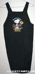 World Famous Beagle Snoopy Trade Show Apron