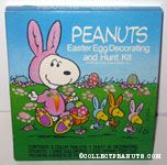 Peanuts Easter Egg Decorating and Hunt Kit