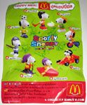 Peanuts & Snoopy McDonald's Snoopy Sports Series