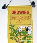 Vulture Snoopy and Charlie Brown with Kite Tree Growth Chart