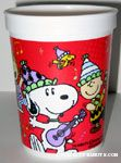 Peanuts & Snoopy Party Cups