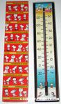 Peanuts Gang Beach Thermometer