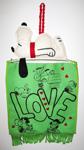Peanuts 'Love' Pajama Bag