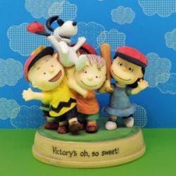 Click to view Peanuts Baseball Collectibles