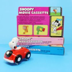 Click to view Snoopy Movie Cassettes