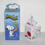 Snoopy Milk Box Radio