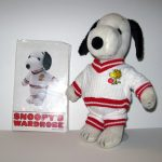 Snoopy Tennis Warm-up Outfit