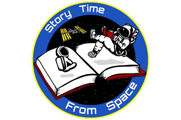 Astronauts share Story Time From Space to inspire