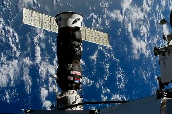 Russian cargo ship completes fastest-ever trip to space ...