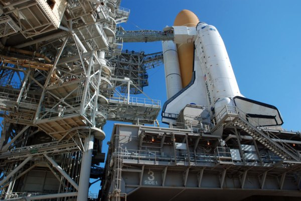 """collectSPACE - news - """"On the launch pad with space ..."""
