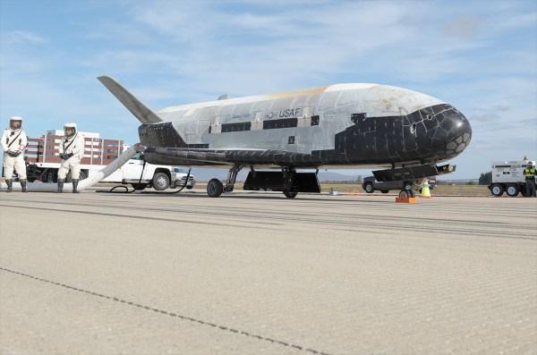 X37B Military Spaceplane