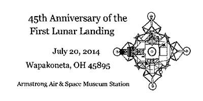 Cancel: Apollo 11 45th Anniversary (Wapakoneta ...