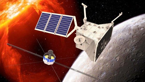 ESA/JAXA BepiColombo mission to Mercury - collectSPACE ...