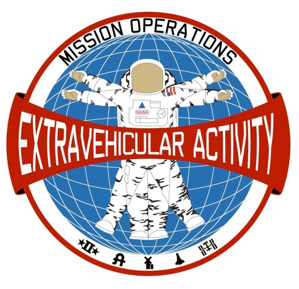 nasa space suit patches Gallery