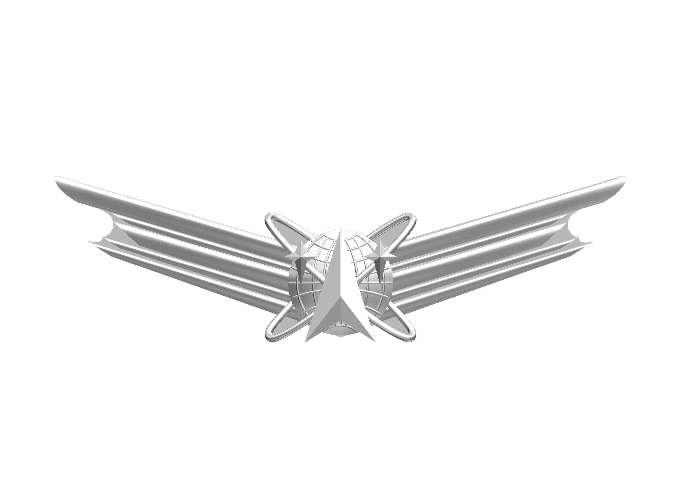 United States Air Force Usaf Space Badge