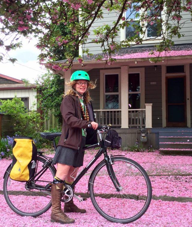 Sarah @ Pedal Bike Tours - Colleen Friesen