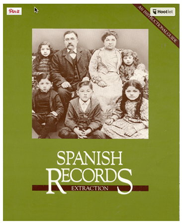 Spanish Records Extraction