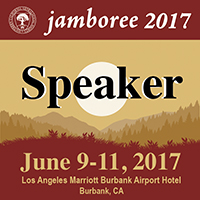 Genealogy Jamboree 2017 Speaker Button