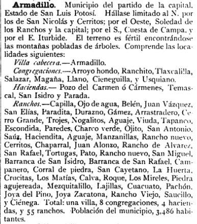 Garcia Cubas Gazetteer - HathiTrust - Armadillo