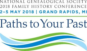 I am Speaking at NGS 2018 in Grand Rapids, Michigan