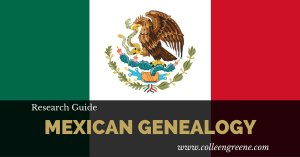 Mexican Genealogy Guide