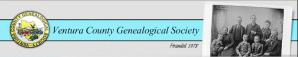 Ventura County Genealogical Society