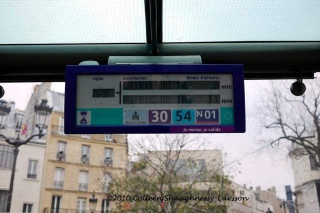 Electric Montmartrobus, Place Pigalle