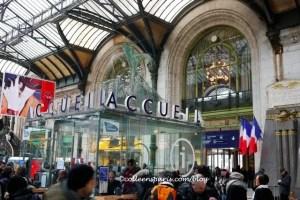 Telephone Gare de Lyon 01
