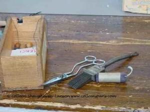 Manufacture des Gobelins Tour_Savonnerie_tools