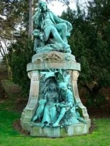 Sculpture Jardin des Plantes