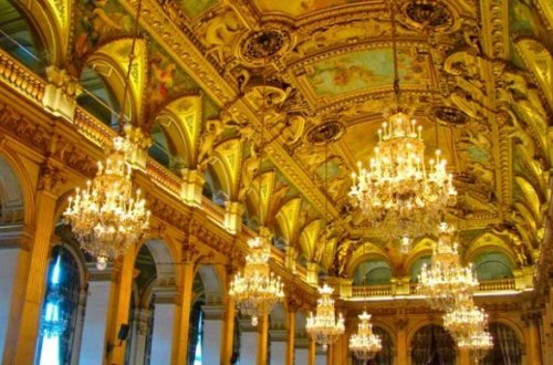 Hotel de Ville, Paris City hall, Salle de Fete